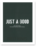 JUST A GOOD (FREEQコンセプトカタログ)